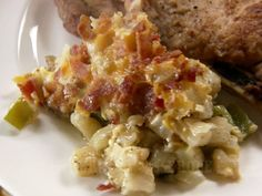 Cheesy Hash Brown Casserole Recipe : Ree Drummond : Food Network - FoodNetwork.com