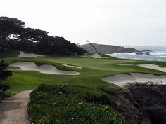 Cypress Point.  Number 1 on my list. Period.