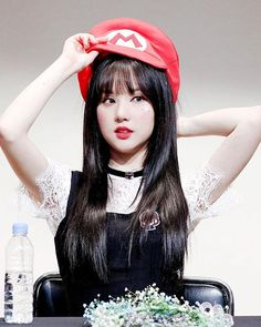 junior, mark, and bambam image Kpop Girl Groups, Korean Girl Groups, Kpop Girls, Sexy Asian Girls, Beautiful Asian Girls, Gfriend And Bts, Jung Eun Bi, Asian Hotties, Pretty Asian