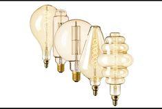 Úsporné LED, žiarovky a žiarivky s nízkou spotrebou energie Wall Lights, Ceiling Lights, Led, Sconces, Chandelier, Retro, Lighting, Vintage, Home Decor