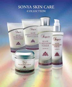 CATALINAFOREVER: SONYA SKIN CARE COLLECTION