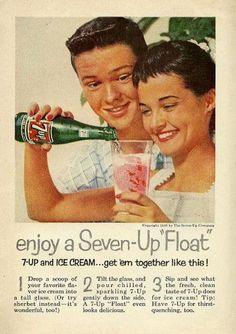 Seven-Up Float   Flickr - Photo Sharing!