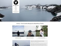Vertext WordPress Theme Review With Download Link