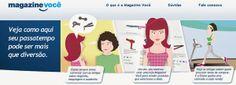 REVISTA UNIVERSO FEMININO: MAGAZINE E VOCÊ