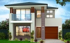 Kurmond Homes - Custom Home Builders Sydney. The design & building of your home is our passion, we strive for excellence with every home to maintain our quality home builders reputation. Vogue Facade