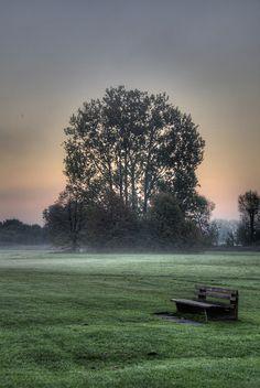 Dawn - Pangbourne, Berkshire, England