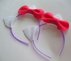 hello kitty craft | hello kitty again just for fun i made a dozen or so of these hello ...