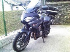 Honda CBF 600/1000 CBF 600 S '08 2006 Moto Honda CBF 600/1000 CBF 600 S '08 2006 vendo usato a La Thuile € 3.700