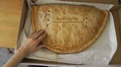 Ann's Pasties have kindly agreed to create a giant pasty for the weekend - Thank you Ann  http://www.annspasties.co.uk/