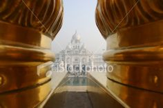 The Golden Temple, Amritsar, India Temple India, Golden Temple, Amritsar, Architecture Photo, Image Now, Statue Of Liberty, Travel Photos, Scenery, Stock Photos