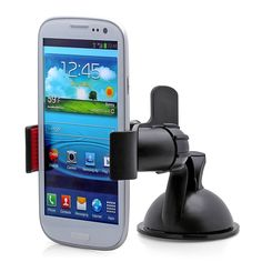 HiDUP Easy Mount Suction Universal Car Phone Mount (Set of 2)