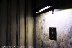 Doorbell at Dinnertable in New York City