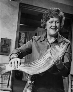 """""""Everything in moderation...including moderation."""" - Julia Child"""