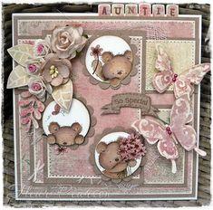 Lili of the Valley's Blog: Posy Trio