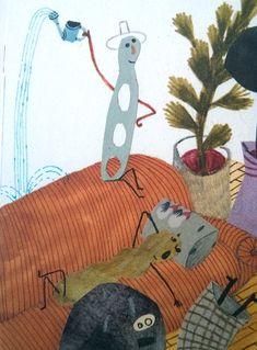 Le figure dei libri » Blog Archive » I 5 malfatti di Beatrice Alemagna. O della felicità di avere dei difetti