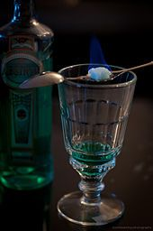 Flaming beverage - Wikipedia, the free encyclopedia