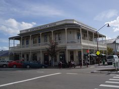 Martinborough Passport, New Zealand, Street View, Places, Lugares