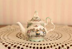 Brambly Hedge Royal Doulton china teapot miniature by Retrocall