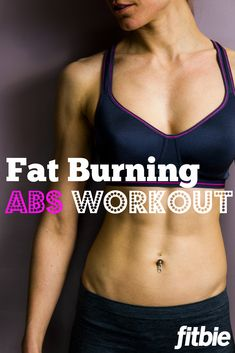 This fat-burning routine will tone up your midsection in time for warmer weather.