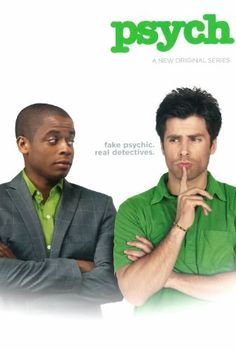 2006 Psych 27 x 40 inches TV Style A Movie Poster