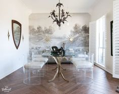 Your Gathered Home: Restrained Hues & Fearless Form in Fort Worth, TX
