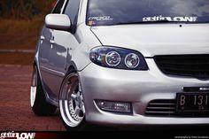 Pandu Satya Toyota Vios 2004