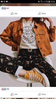Herbst Outfits 30 schöne Herbst und Winteroutfits Mode Herbst Mode inspo outfit… Fall Outfits 30 beautiful fall and winter outfits fashion fall fashion inspo outfits beautiful and winter outfits Preppy Outfits, Mode Outfits, Retro Outfits, Winter Outfits, Fashion Outfits, Hippie Outfits, Cute Vintage Outfits, Vintage T Shirts, Soft Grunge Outfits