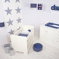 babykamer inspiratie | babyboy room decoration blue | pinterest, Deco ideeën