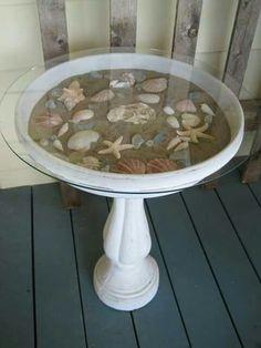 Best idea for my leaking bird baths