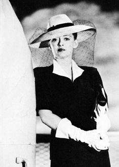 "Bette Davis, ""Now, Voyager,"" 1942. Costume by Orry-Kelly"