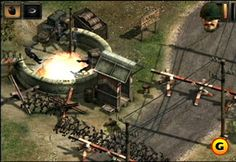 Commandos 1 behind the enemy lines free download full version pc game