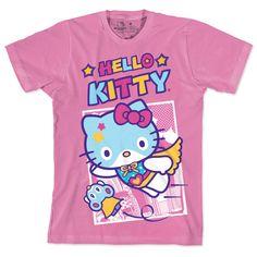 Camiseta Hello Kitty Super Hero #HelloKitty