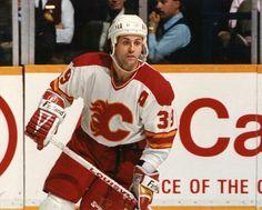 Doug Gilmour | Calgary Flames | NHL | Hockey