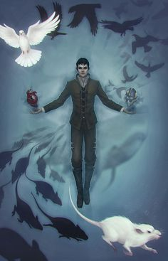 Dishonored - The Outsider by ~Vrihedd on deviantART
