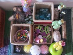 Butterfly Fairy Garden in your living room