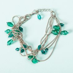 Infuse your fall wardrobe with hope and inspiration with this peaceful bracelet.