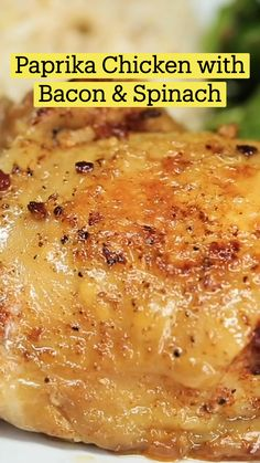 Comida Diy, Good Food, Yummy Food, Cooking Recipes, Healthy Recipes, Chicken Recipes, Baked Chicken, Food Hacks, Food Dishes