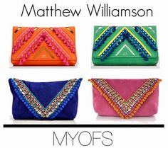MYOFS: Tribal clutch (Aztec clutch): Where to get