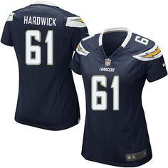 Nick Hardwick Elite Jersey-80%OFF Nike Nick Hardwick Elite Jersey at Chargers Shop. (Elite Nike Women's Nick Hardwick Navy Blue Jersey) San Diego Chargers Home #61 NFL Easy Returns.