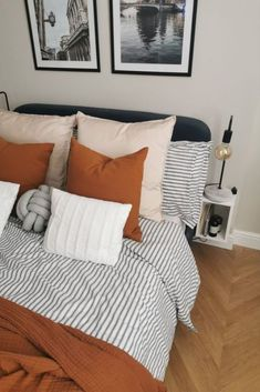Home Interior Drawing dulux egyptian cotton parquet flooring striped bedding.Home Interior Drawing dulux egyptian cotton parquet flooring striped bedding Home Interior, Interior Design, Interior Plants, Interior Ideas, Interior Colors, Interior Livingroom, Interior Modern, Striped Bedding, Cute Bedding