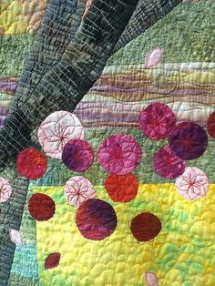 Tokyo international great quilt show 2013 by sparklearkle, via Flickr