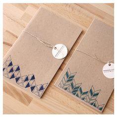 geometric patten-sketch book