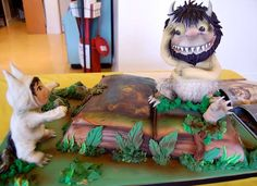 Max + Friends from Where the Wild Things Are