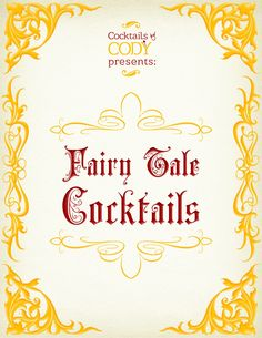 My Fairytale Cocktail book is available and for sale on Etsy! The ebook can be found at :  https://www.etsy.com/listing/253188371/fairy-tale-cocktails?ref=shop_home_active_1  #cocktailsbycody #fairytalecocktails #fairytale #cocktails #disney #disneycocktails #disneydrinks #liquor #fun #vodka #rum #tequila #gin #whisky #whiskey #recipe #bartend #bartender #mixology #book #color #magic #creative #booze #theme #buzzed