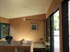 "Charlotte Perriand (1903-1999) | La maison au bord de l'eau"" | Designed in 1934 realized for Design Miami by Louis Vuitton"
