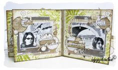 mini albums - Scrappadingue - Le scrap d Elodie Touzet iggydodie