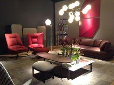 arflex - Salone del mobile di Milano - Papoose sofa and Ladle armchair design Luca NIchetto #arflex #papoose #lucanichetto #salonedelmobile #staytuned