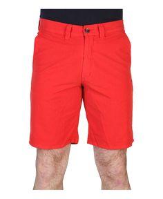Bermuda uomo  CARRERA JEANS 00621A_1163A Rosso - Primavera Estate - ti