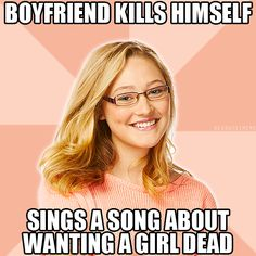 """This one about Maya's hypocrisy:   22 Of The Best """"Degrassi"""" Memes On The Internet"""