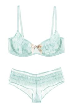 Designer Lingerie Underwear - Best Fashion Lingerie - ELLE